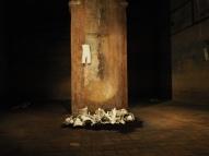 Cossos. Escenografies al Museu d'Història de Girona. Amb el CEE Ramon Surinyac.