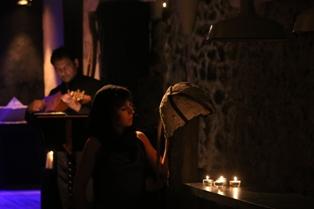 Concert a la sala Bulbena d'Olot.