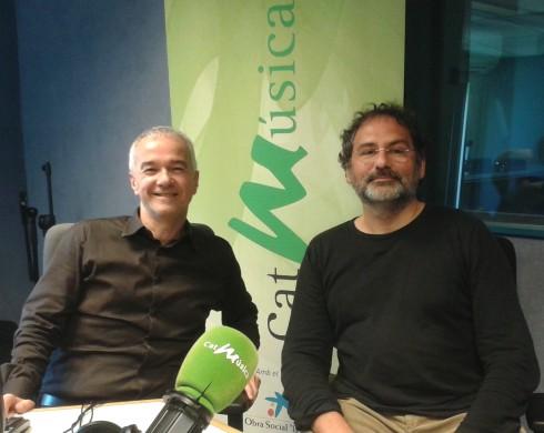 Programa Assaig general amb Xavier Chavarria
